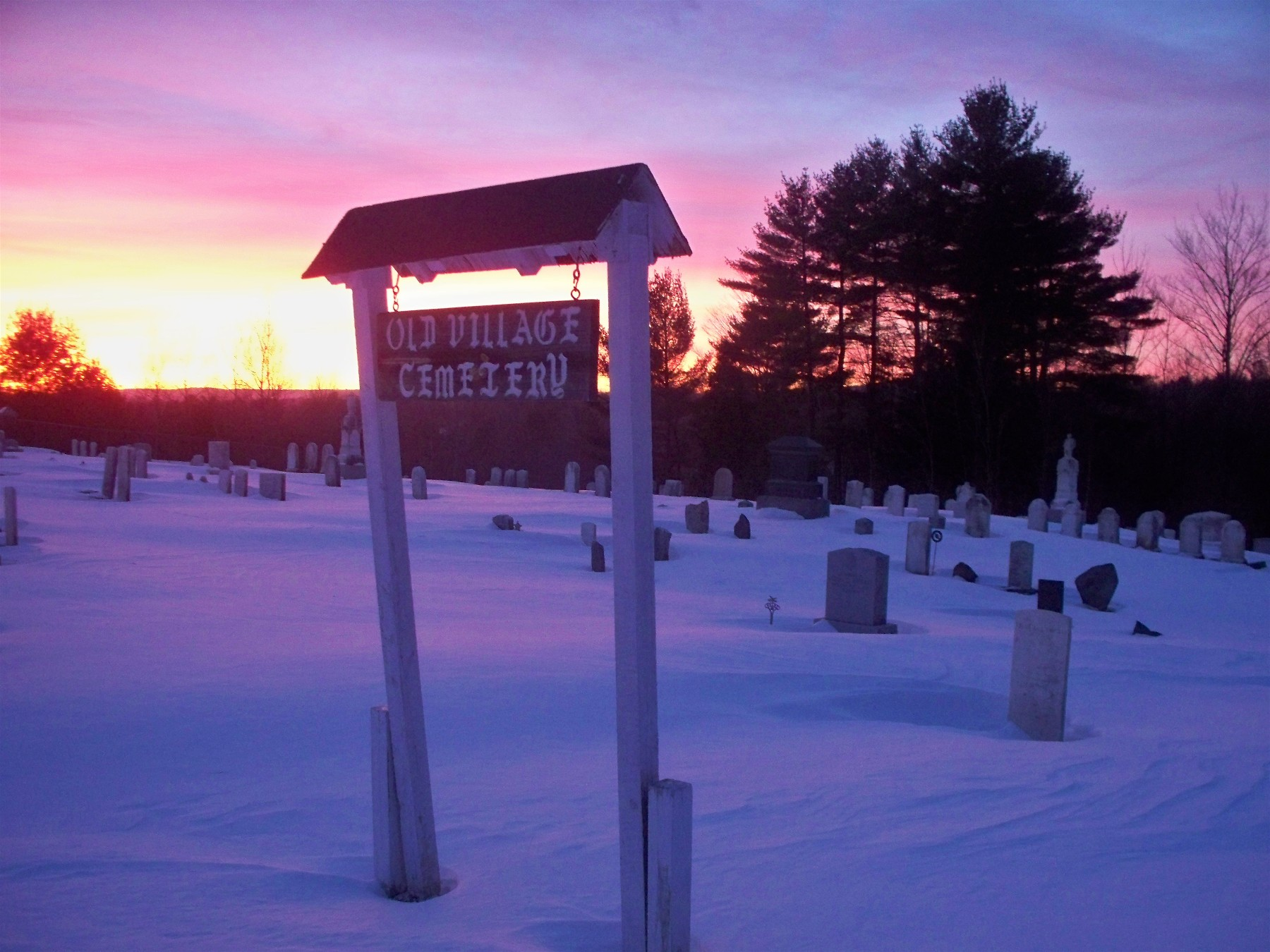 Old Village Cemetery