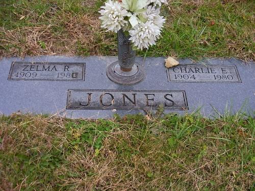 Charlie E. Jones