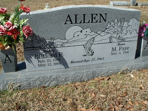 Clifford F Allen
