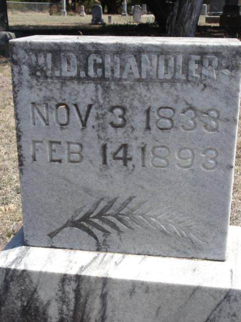 William D. Chandler