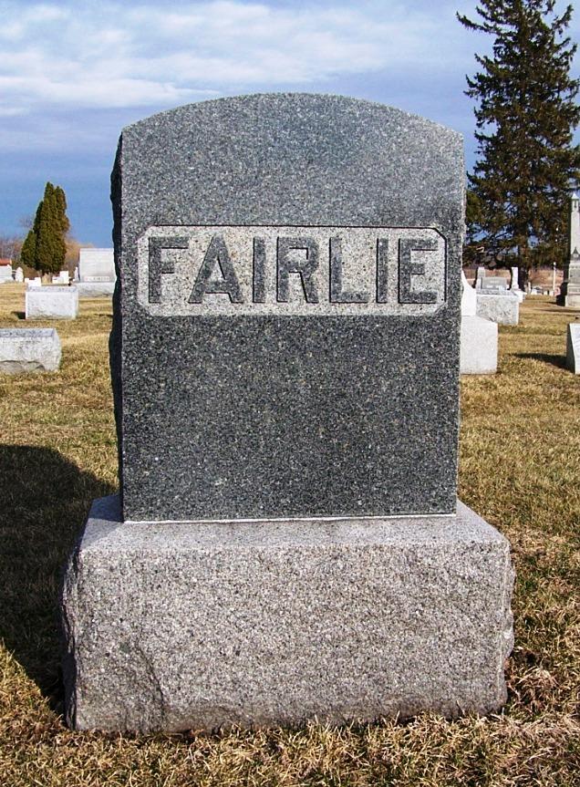 John Fairlie, Jr