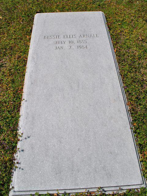 Bessie E. <i>Arnall</i> Arnall