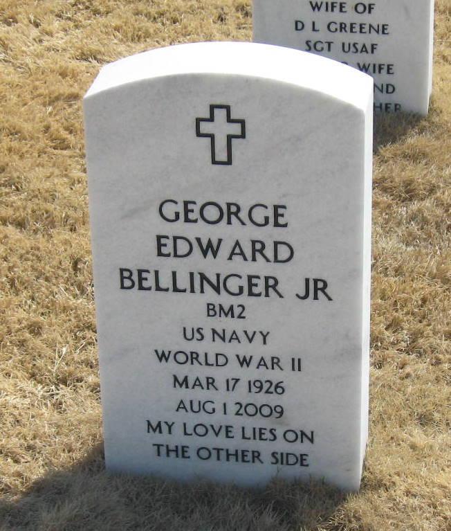 George Edward Bellinger, Jr