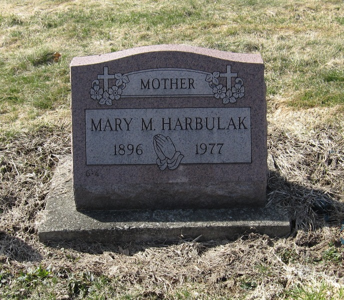 Mary Margaret <i>Grega</i> Harbulak