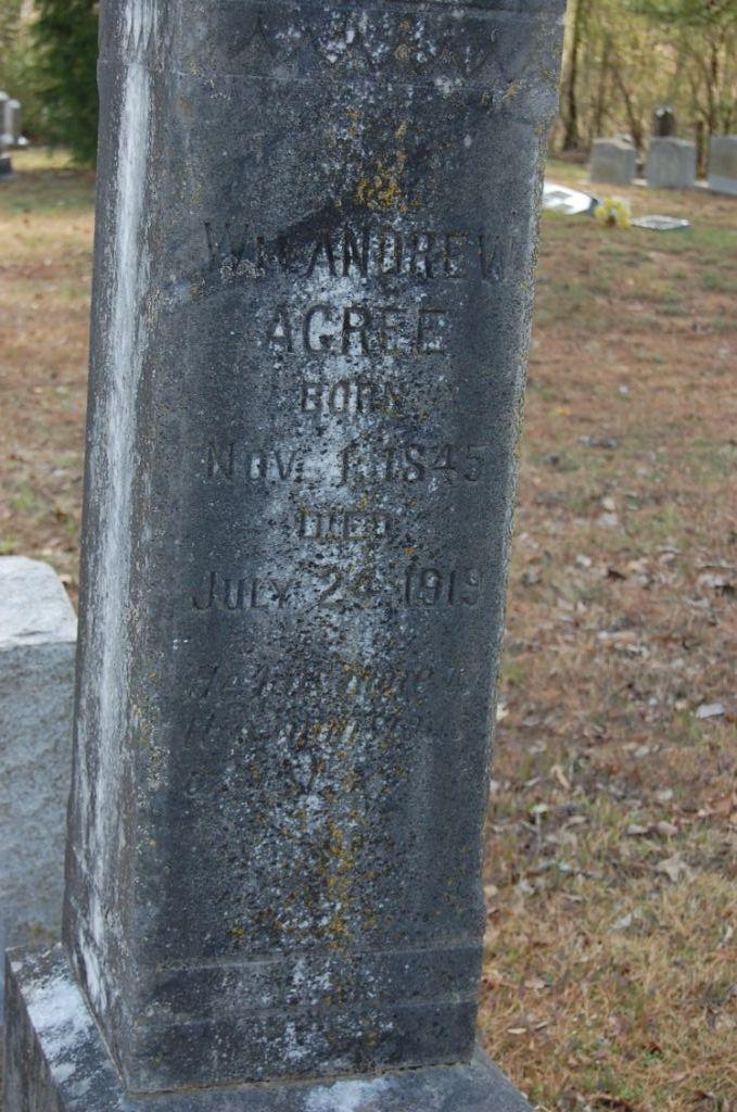William Andrew Acree