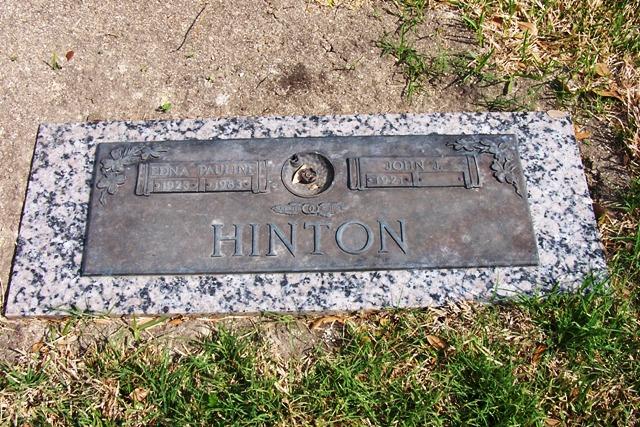 Edna Pauline <i>Tillery</i> Hinton