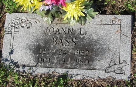 Betty Joann <i>Wisdom</i> Bass