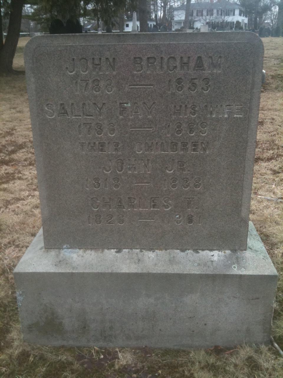 John Brigham, Jr