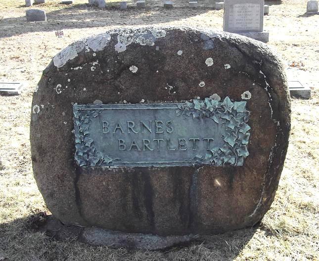 Alice M. <i>Barnes</i> Bartlett
