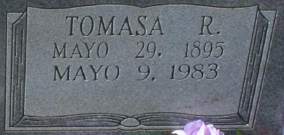 Tomasa R Gonzalez