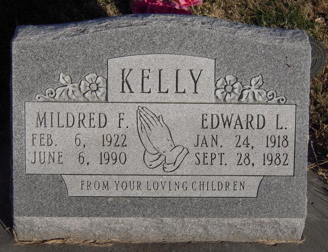 Mildred Faye <i>Griffith</i> Kelly