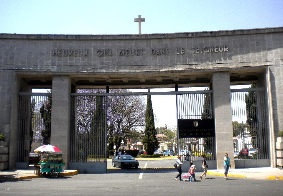 Resultado de imagem para Panteón Francés de San Joaquín Miguel Hidalgo Borough, Distrito Federal, Mexico