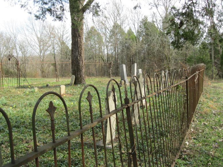 John Baker Cemetery