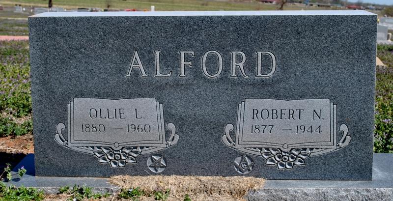 Ollie Leola <i>Power</i> Alford
