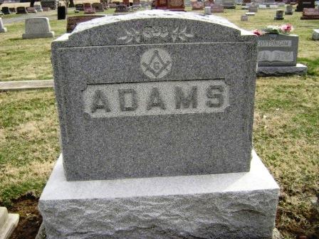 Dora Bell <i>Townsend</i> Adams
