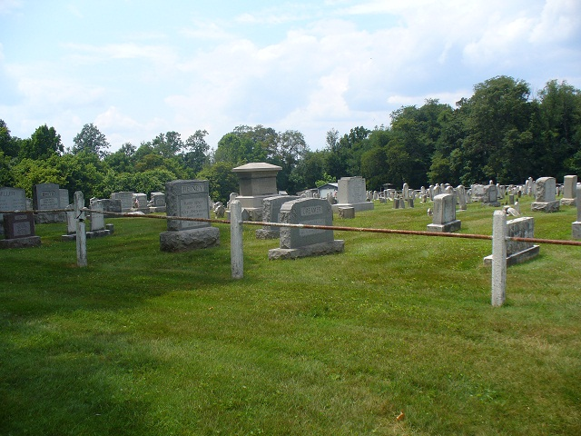 Clearfield Methodist Cemetery