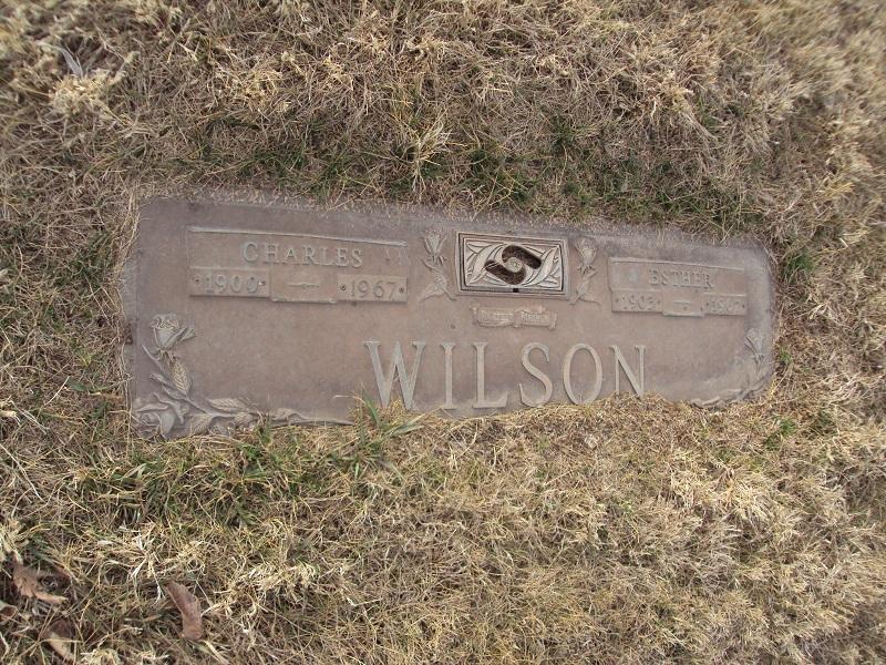 Esther <i>Plejdrup</i> Wilson