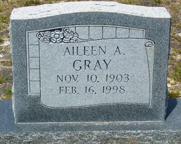 Aileen <i>Antley</i> Gray
