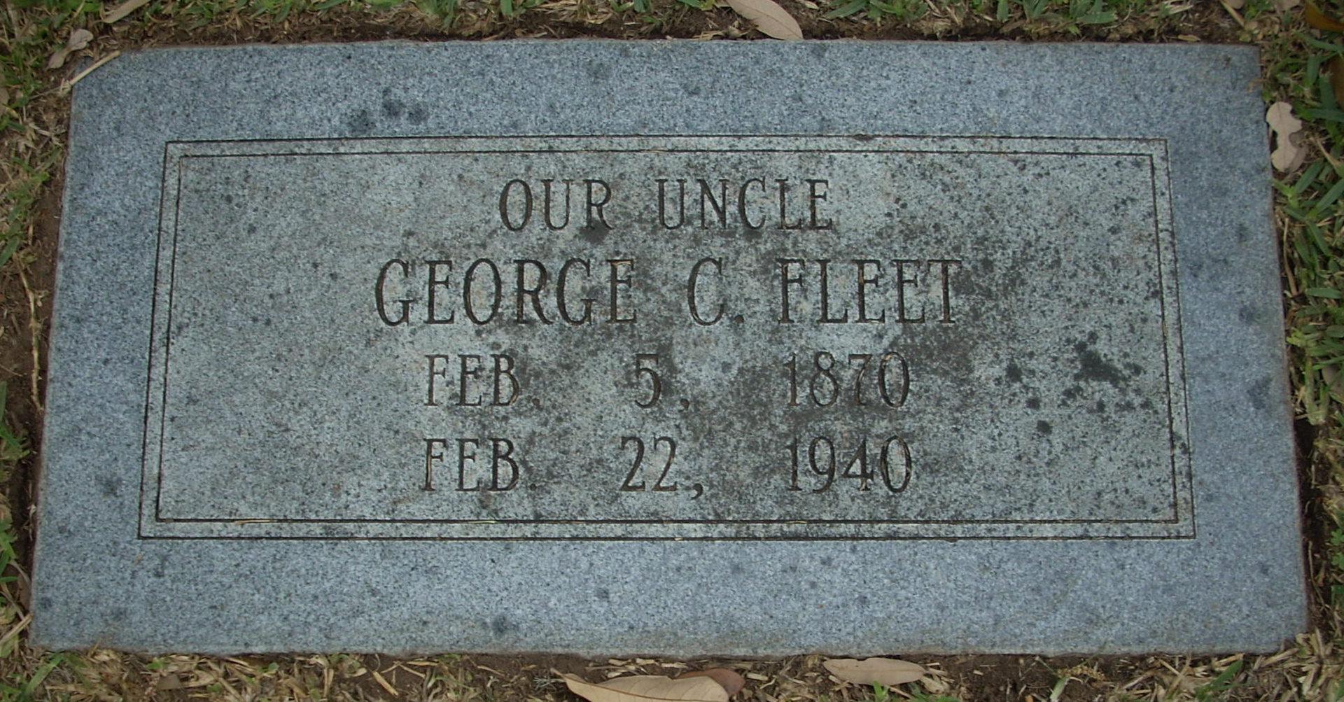 George Clark Fleet