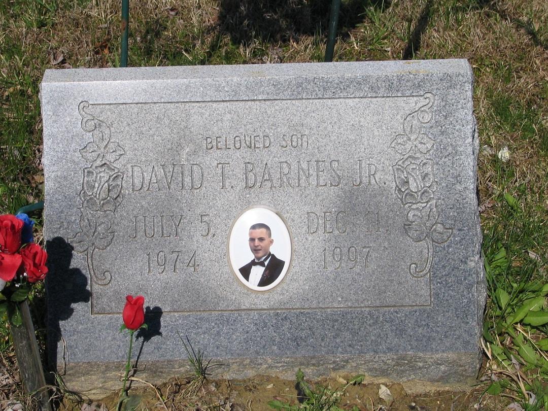 David T. Barnes, Jr
