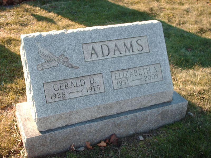 Gerald Dewaine Jerry Adams
