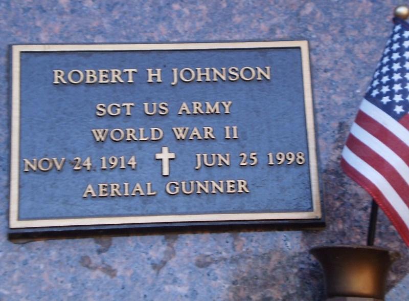 Robert H Johnson