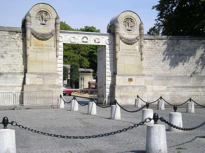 Cimetière du Père Lachaise in Paris, Île-de-France - Find A