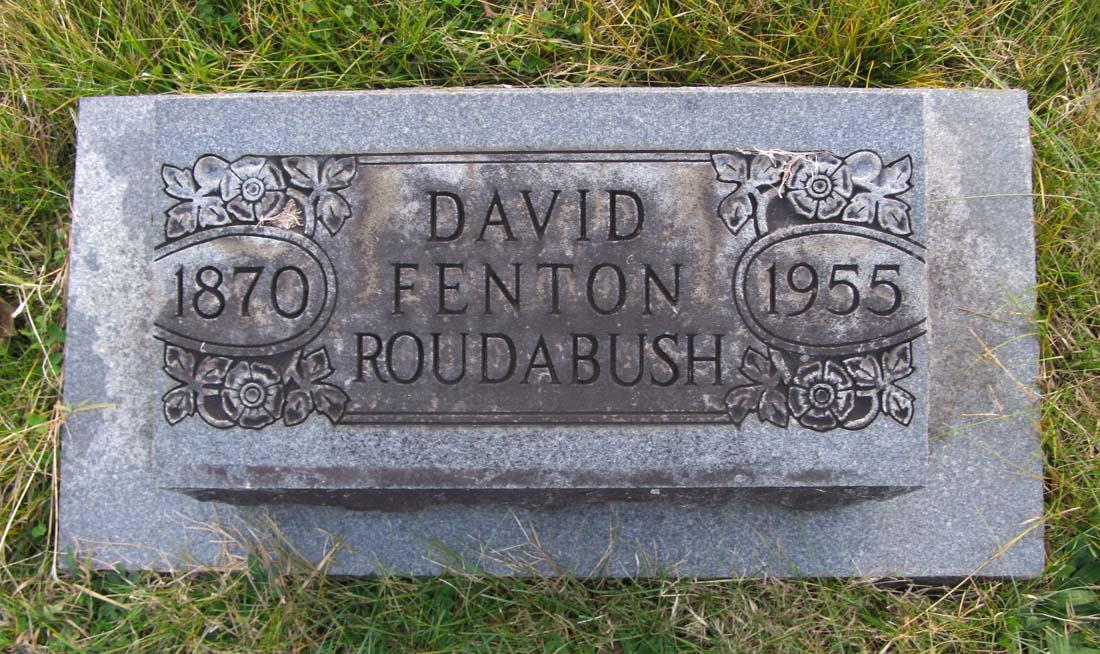 David Fenton Fint Roudabush