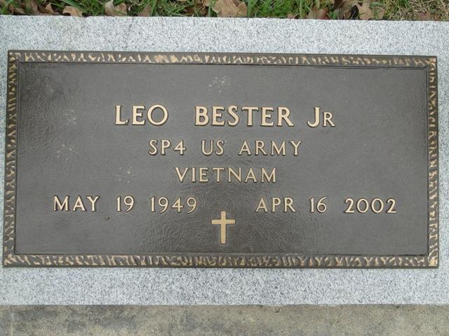 Leo Bester, Jr