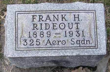 Frank H. Rideout