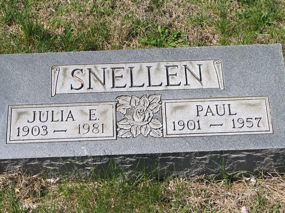 Paul Snellen