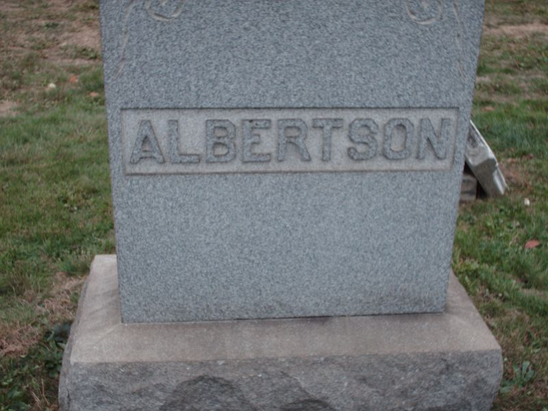 William R Albertson