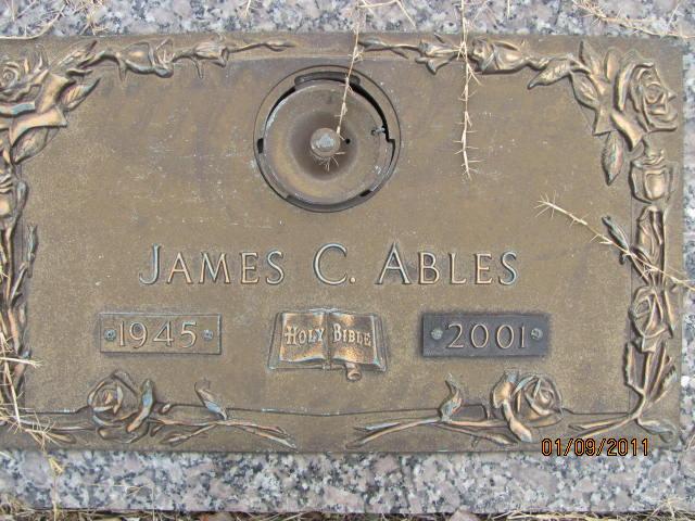 James C. Ables