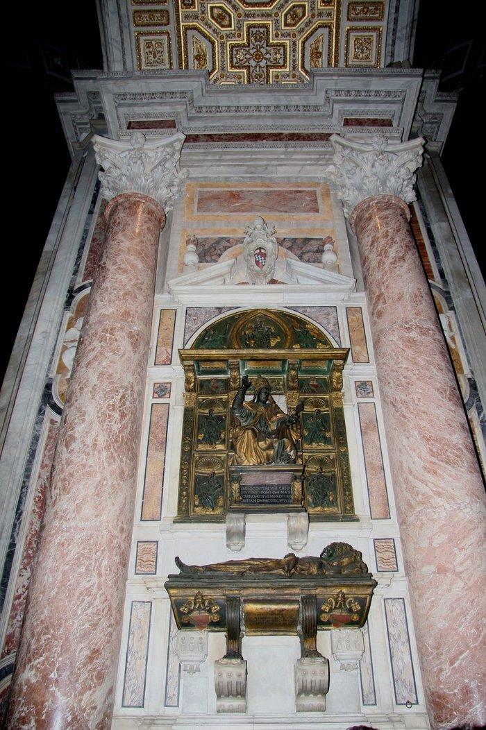 Pope Innocent, VIII