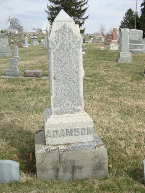Abraham Adamson