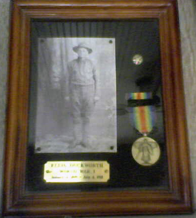 PVT Eligha T.G. Elijah Duckworth