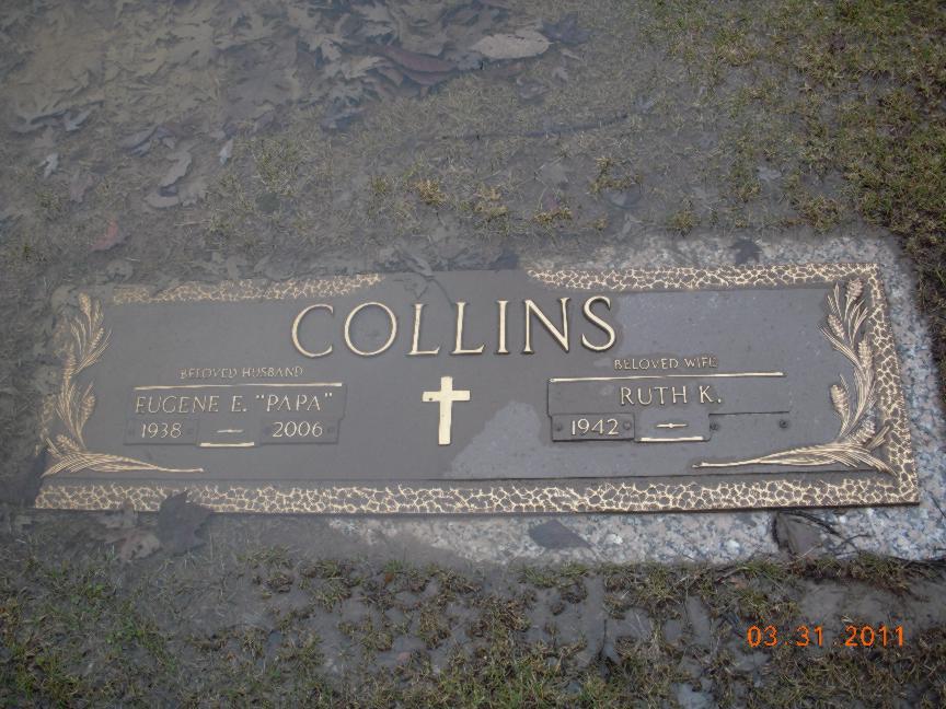 Eugene Ellsworth Collins