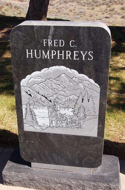 Fred C Humphreys