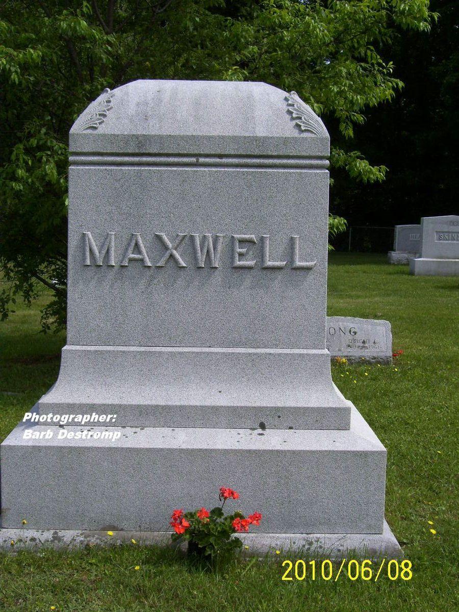 Claire E Maxwell