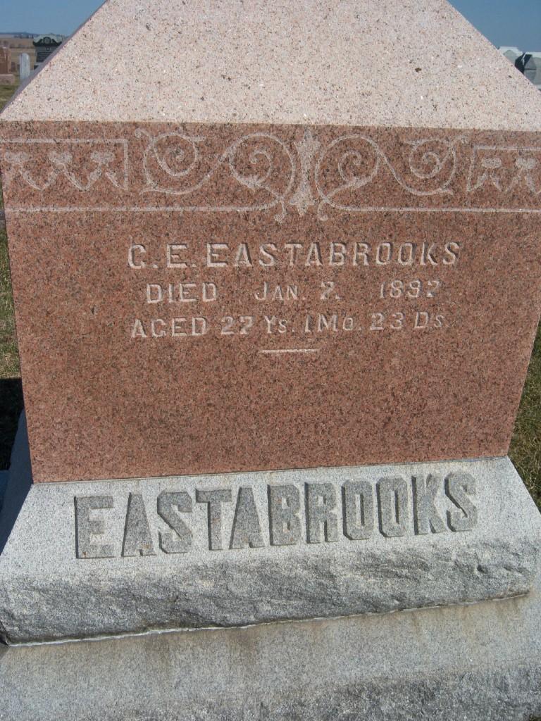 Cyrus Elmer Eastabrooks