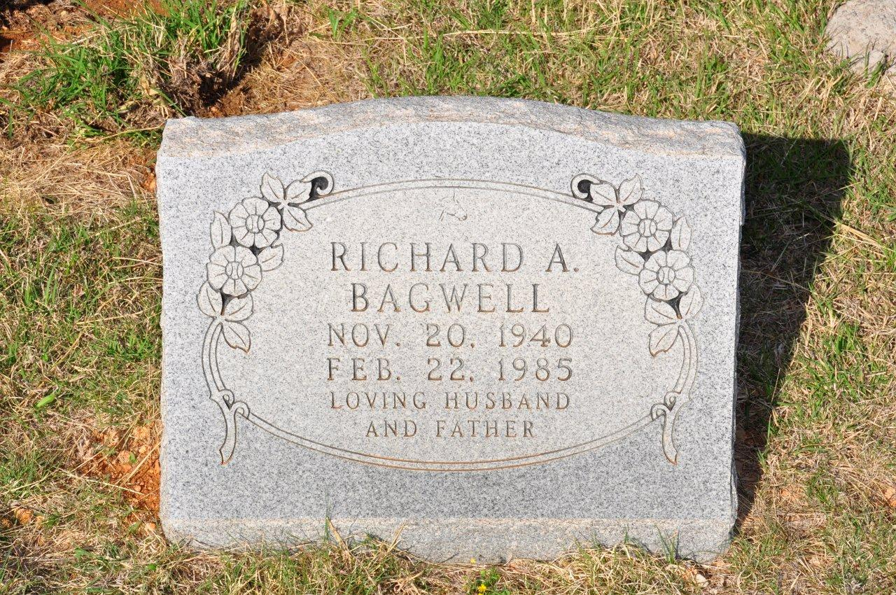 Richard A Bagwell