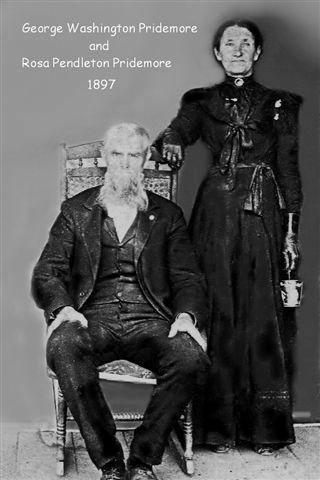 George Washington Pridemore