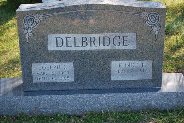 Joseph Cates Delbridge