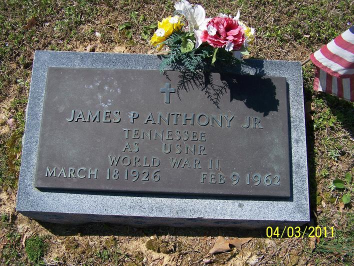 James Plezie Anthony, Jr