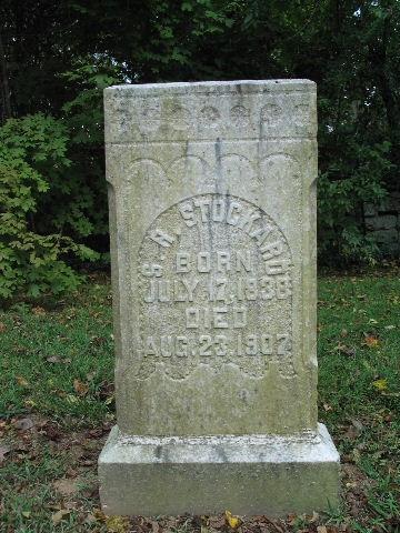 Samuel Richard Stockard
