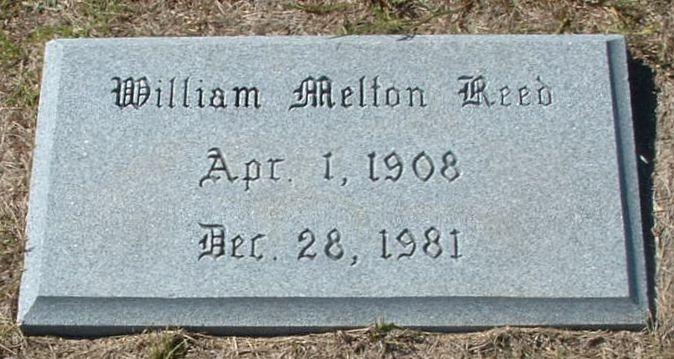 William Melton Reed