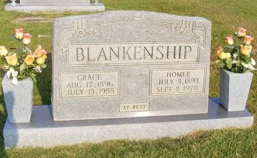 Grace Estelle <i>Rutherford</i> Blankenship