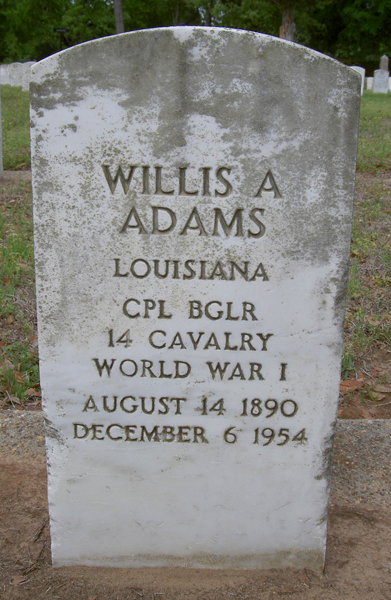 Willis A. Adams