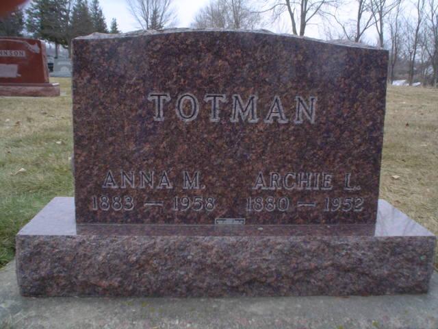 Archie Louis Totman