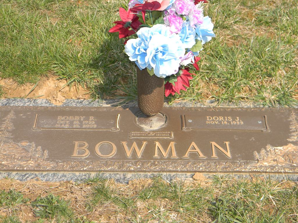 Bobby Randal Bowman (1953-2005) - Find A Grave Memorial